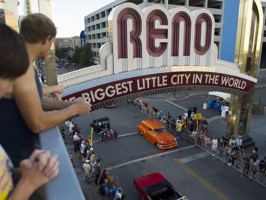 Reno tourism file photo
