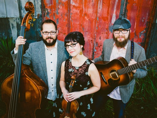 April Verch Band will perform Thursday and Friday, Feb. 5-6, at Western Oregon University.