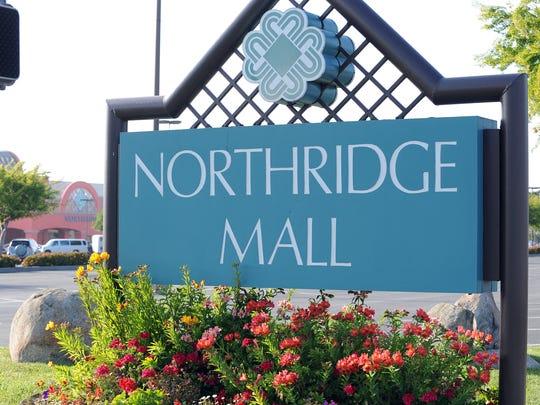 Northridge Mall on North Main Street in Salinas.