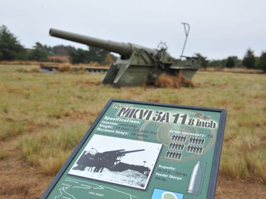 Fort Miles represents a bit of history at Cape Henlopen State Park.
