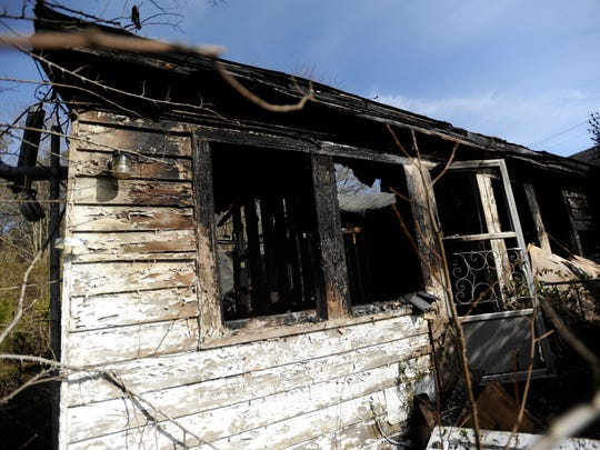 Tonya Bundick was slated to go on trial for the arson blaze that destroyed this one-story structure on Savageville Road near Onancock on March 4, 2013.