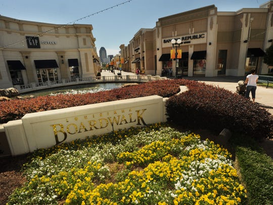 The number of outlet stores at Louisiana Boardwalk Outlets increases by one Friday when Uniform Outlet opens.