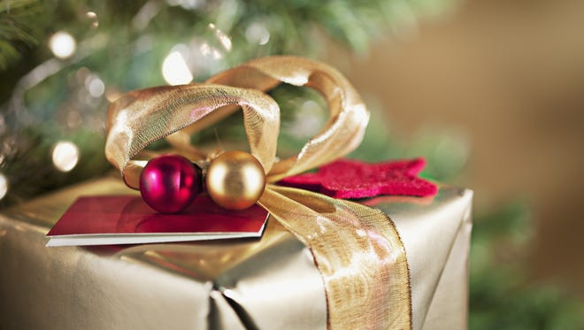 Getty Images The Greater Toms River Chamber of Commerce is seeking toys for a toy drive. Christmas gift near tree