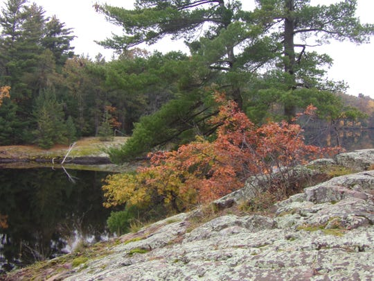 Twin Bridges County Park is part of the Marinette County Park system and boasts panoramic wilderness views of High Falls Flowage.
