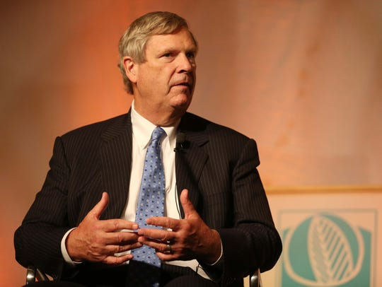 Agriculture Secretary Tom Vilsack hopes  meeting with