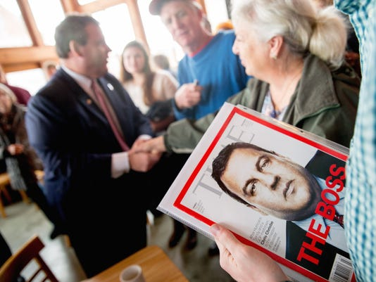 AP GOP 2016 CHRISTIE A ELN USA IA
