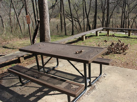 Buffalo Point campgrounds accommodated more than 280,000 people last year, park records show.