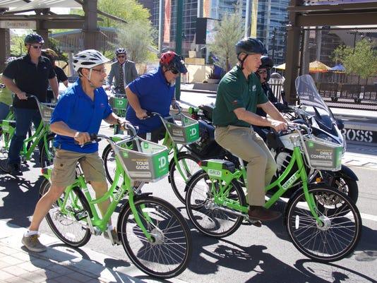 Grid Bike in Mesa