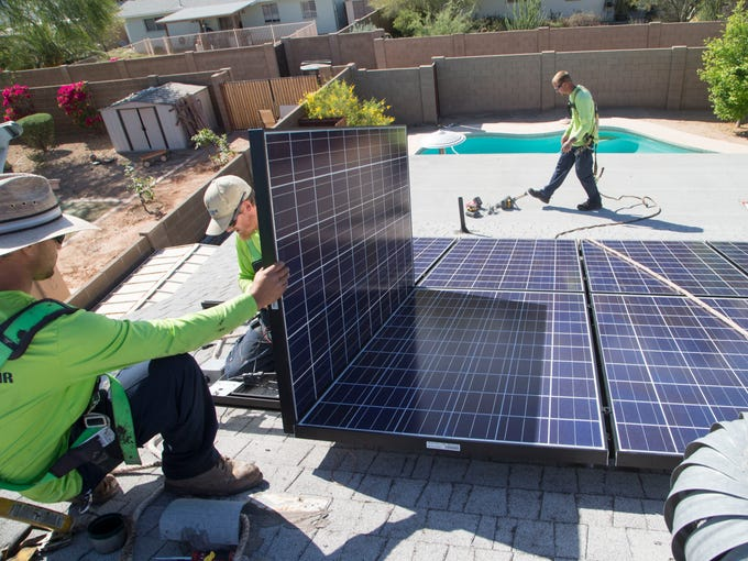 A look at the size and scope of Arizona's solar industry,