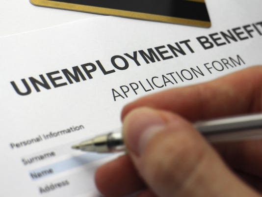 unemployment form 1