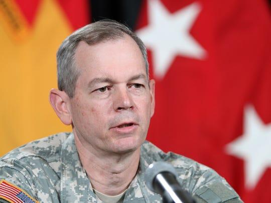 Lt. Gen. Sean B. MacFarland