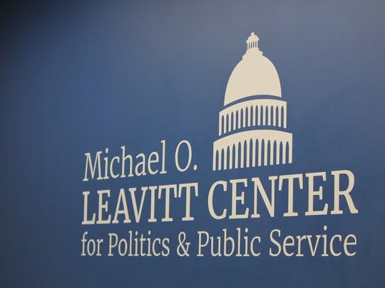 The Michael O. Leavitt Center will be hosting a Republican