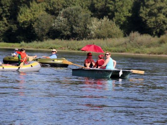 Great Willamette River Race