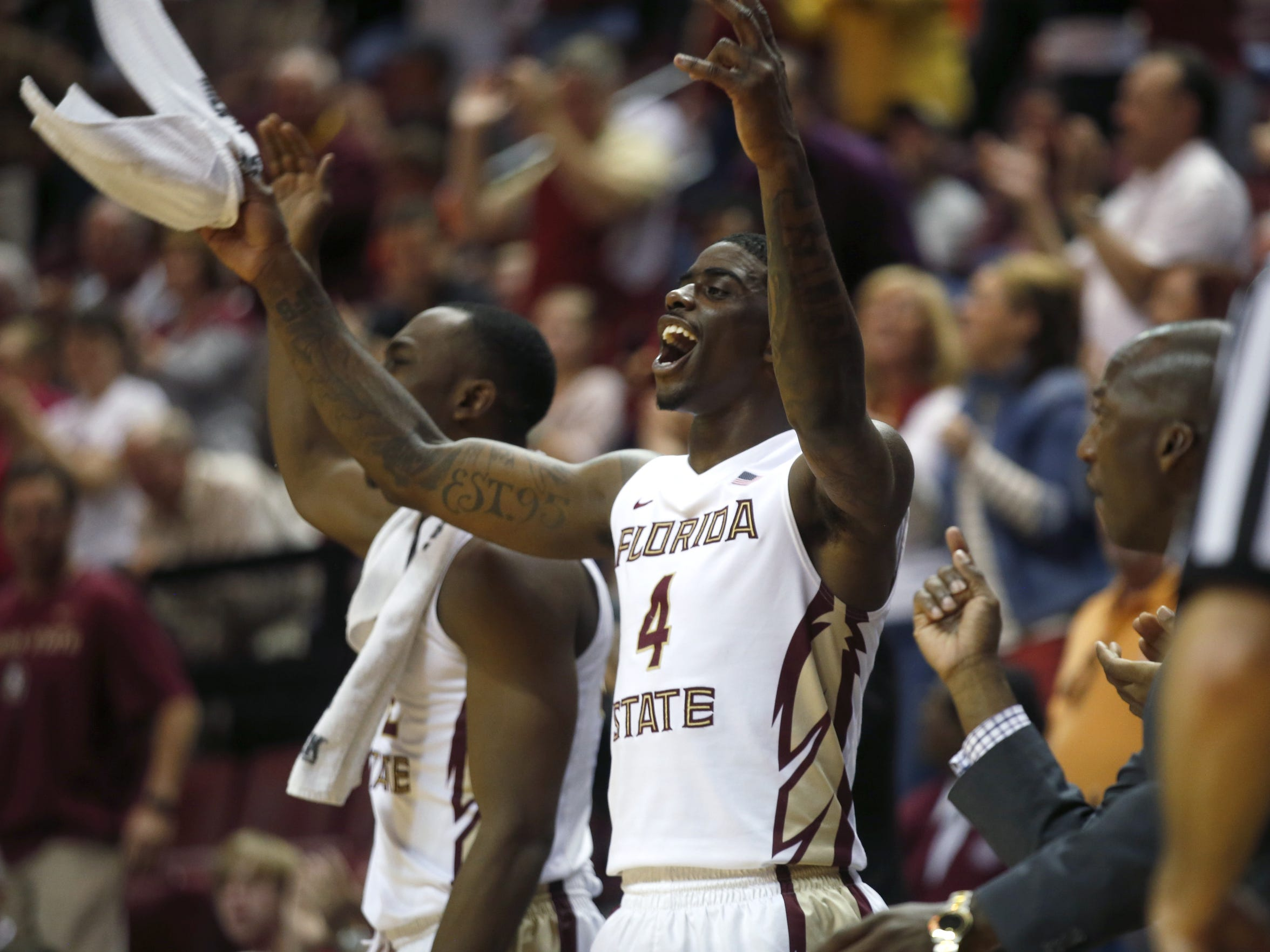 Bacon and the Seminoles open the season on November 12 against Charleston Southern.