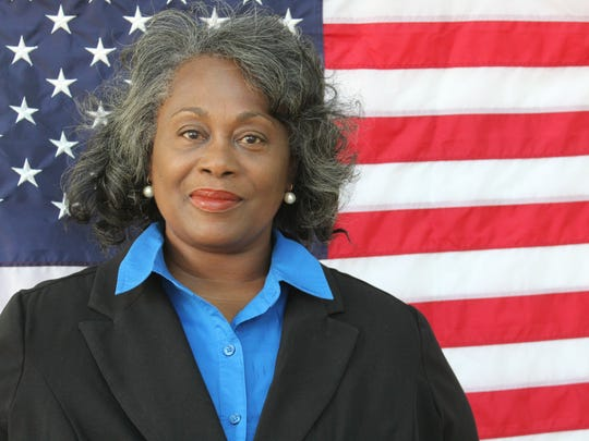 Ann C. Lewis is running for the 56th district's State Senate  seat.