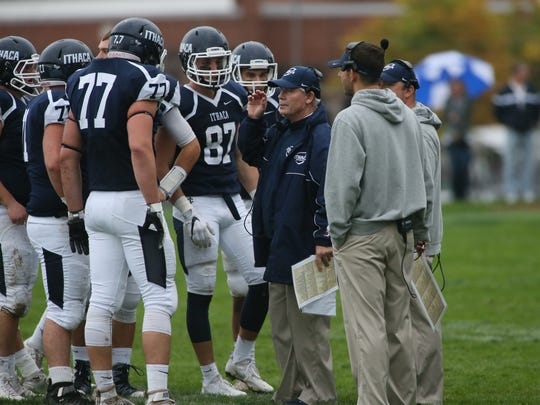 Mike Welch, Ithaca College football coach.