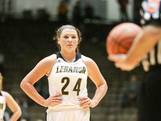 Last season, Kristen Spolyar finished second in the IndyStar Miss Basketball voting after a standout career at Lebanon.