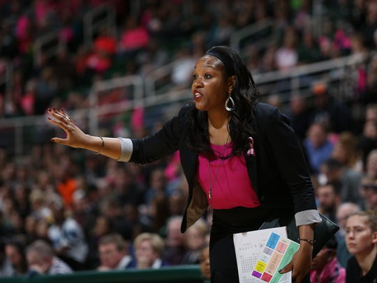 A playing career derailed by injuries led MSU interim