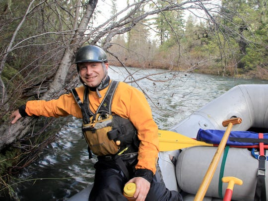 Will Volpert has been running the Illinois River for more than a decade.