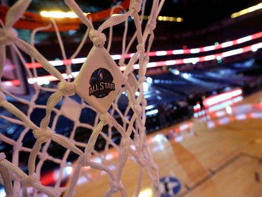 AP NBA ALL STAR PREPERATION S BKN USA LA