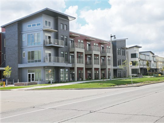 Westlawn Gardens was completed in 2012 and formally