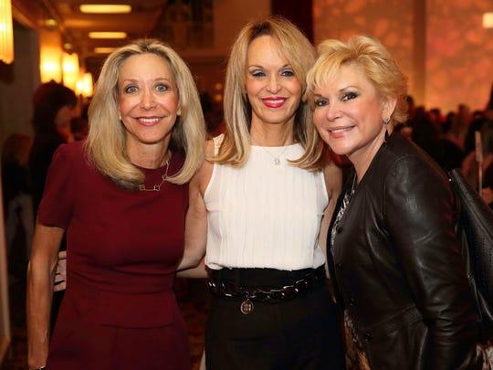 Carol Rubin, Jane Mekles, Wendy Federman. Crohn's &