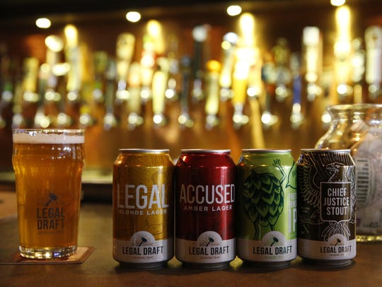 Legal Draft Brewery