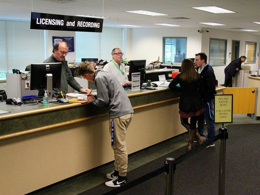 Marion County Clerk's Office sees rise in passport application
