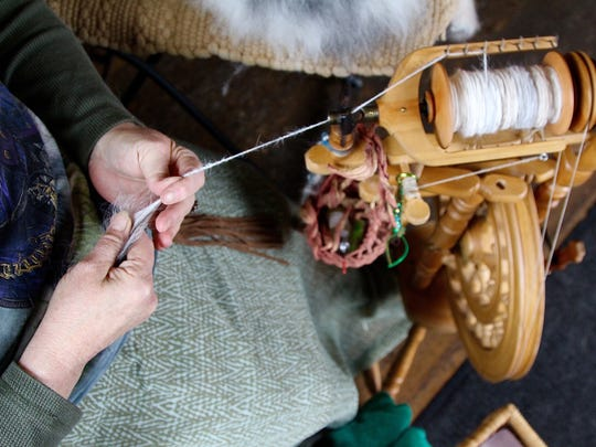 The 33rd annual Sheep to Shawl Festival, set for May 12, celebrates the history of the Thomas Kay Woolen Mill.