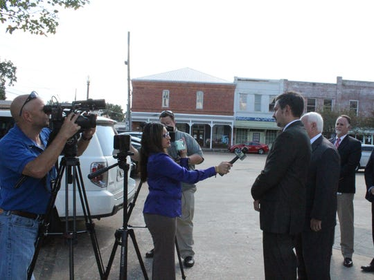 Louisiana Attorney General prosecutors Matthew Derbes