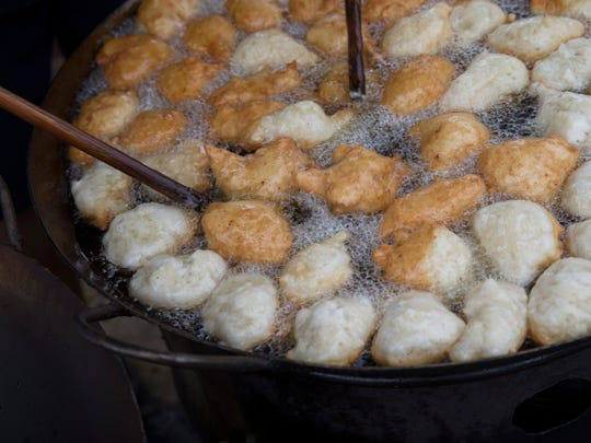 Zeppoli will be on the menu at Belmar's Feast of San Gennaro this month.