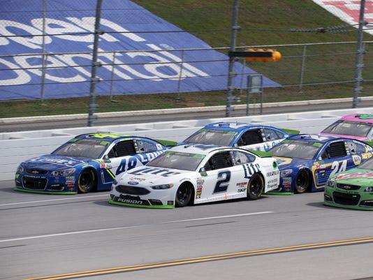 USP NASCAR: ALABAMA 500 S NAS USA AL
