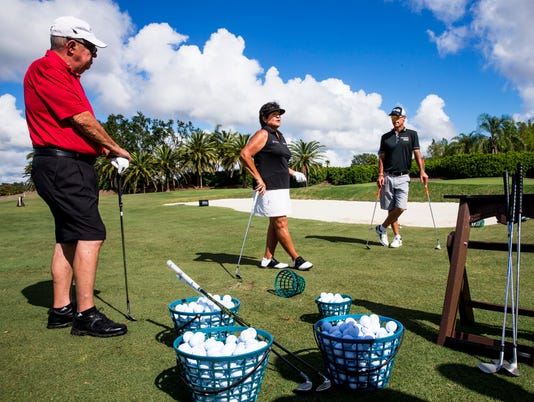 LEDE NDN 1106 Golf Clinic 001