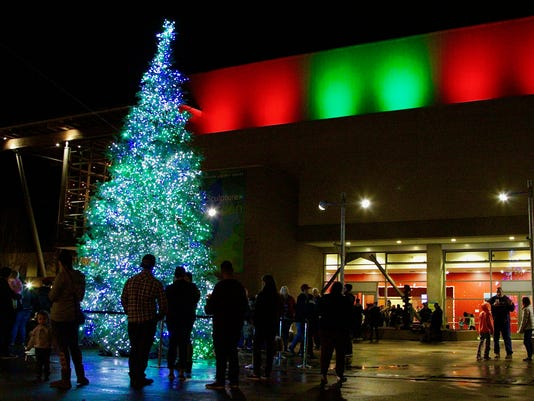 Salem Convention Center Annual Holiday Tree Lighting