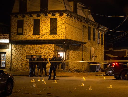 News: Claymont Shooting