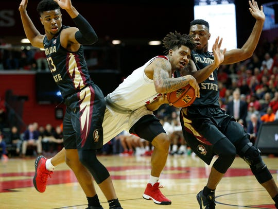 With a road win over Rutgers, the Florida State men's