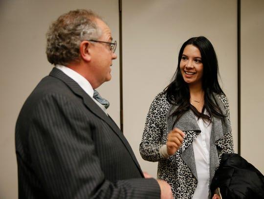 Jenny Dowdy, executive director of Progress321, talks