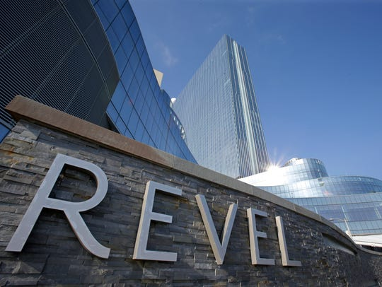 This Feb. 14, 2013, file photo shows the Revel in Atlantic