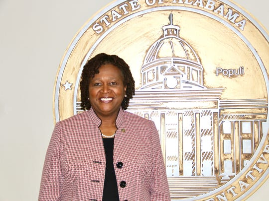 Pebblin Warren is a member of the Alabama House of Representatives.