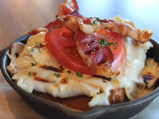 Kentucky hot browns from The Shannon Rose.