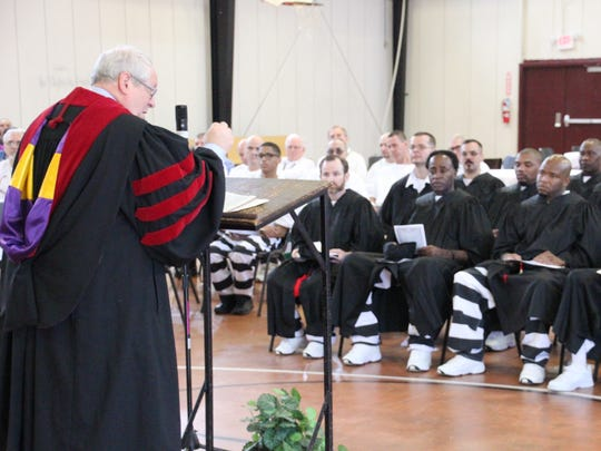 Dr. Charles Kelley, president of New Orleans Baptist
