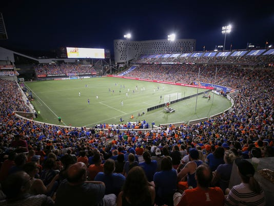 071818 FCC, FC Cincinnati vs. Charlotte Independence, 7/18/18, Queen City Cup