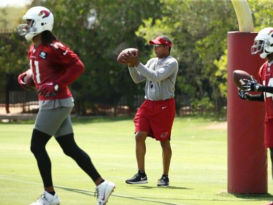 Arizona Cardinals Mandatory Minicamp