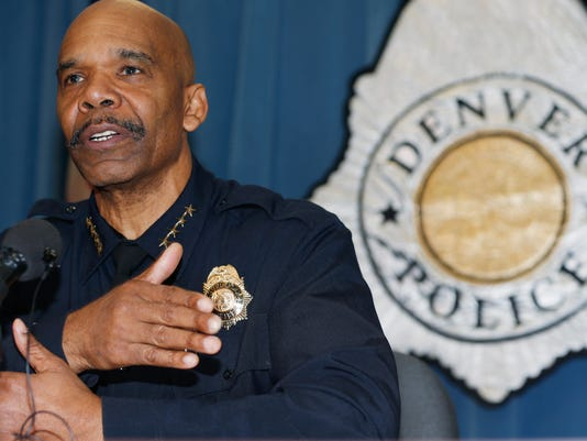 Denver Police Department Chief Robert White