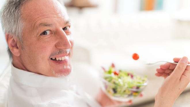 Colorectal cancer is the third most common type of cancer in the U.S., but can be prevented by having regular colonoscopies, exercising, not smoking, and eating a diet rich in fiber, fruits and vegetables.