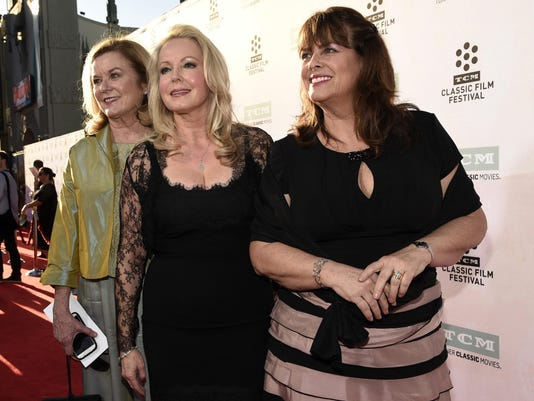 Heather Menzies-Urich, Kym Karath, Debbie Turner