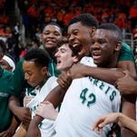 Photos: New Haven routs Benton Harbor to reach final