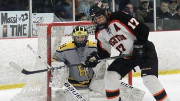 Victors get the spoils: Brighton, Hartland each have 4 first-team hockey all-staters