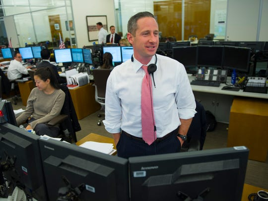 """Joseph Femenia is a former Navy SEAL who completed missions in Kosovo, Bosnia, Iraq and Afghanistan. Today he works on Wall Street for Goldman Sachs as a """"senior high yield trader."""""""