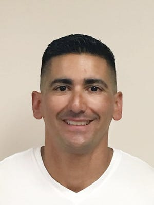 New Bishop baseball coach Mike Medina